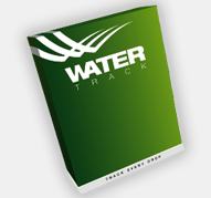 Water Track Software Box
